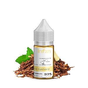Líquido NicSalt infzn - Tabacco Custard - 30ml