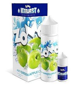 My Green Apple Ice - Iceburst - Zomo - 60ml
