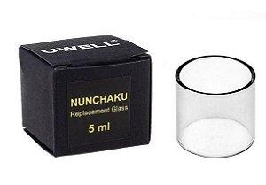 Tubo de Vidro/ Glass Tube - Nunchaku - 5ml - Uwell