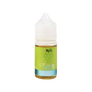 Líquido Nic Salt Naked 100 Salt Nicotine - Grape ice - 30ml