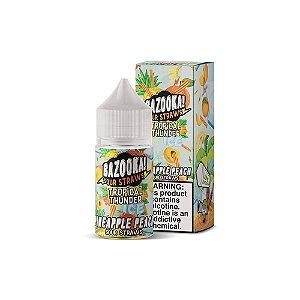 Liquido Nicsalt Bazooka - Pineapple Peach - 30ml