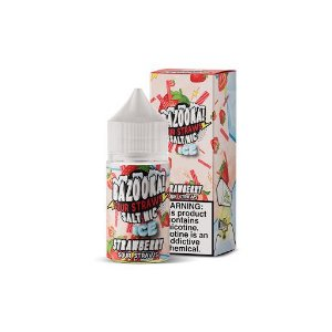 Liquido Nicsalt Bazooka - Strawberry - 30ml