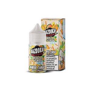 Liquido Nicsalt Bazooka - Mango Tango - 30ml