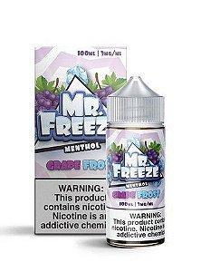 Grape Frost - Menthol - Mr Freeze - 100ml