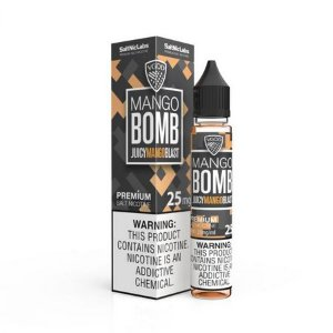 Líquido Mango Bomb - Juicy Mango Blest Iced - VGOD SaltNic - 30ml
