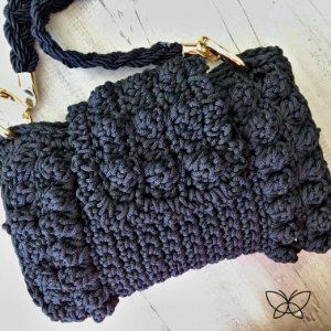 Bolsa Croche Fleur