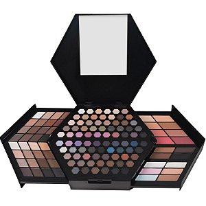 Kit de Maquiagem Completo Honeycomb- Luisance