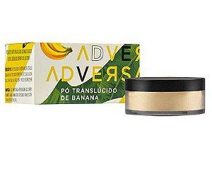 Pó Facial Translúcido Vegano / Banana