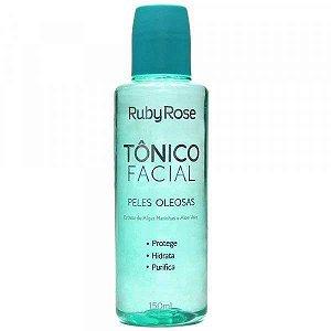Tônico facial para pele oleosa - Ruby Rose