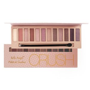 Paleta de sombras CRUSH - Belle angel