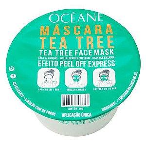 Máscara facial tea tree face mask - océane