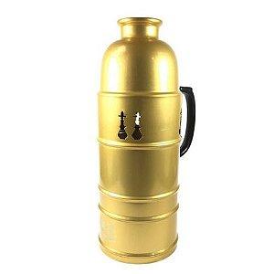 Abafador RR Hookah - Dourado
