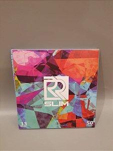 Papel Alumínio RR Hookah Slim 33 micras - 50 unidades