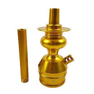 Stem Triton Zip - Dourado