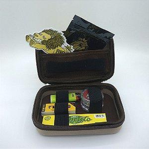 Kit Puff Grande Papelito - Bege