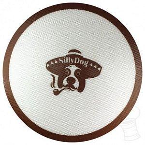 Tapete Silicone SilliPad Grande - Silly Dog