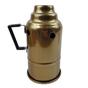 Abafador p/ narguile - Bronze