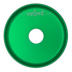 Prato Anubis Verde Velvet