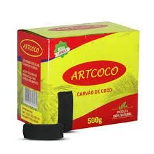 Carvão Coco Artcoco - 500g