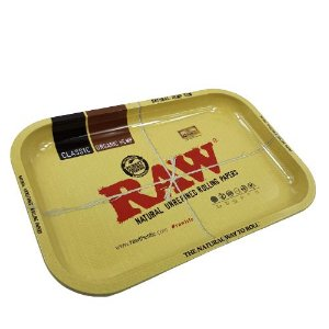 Bandeja Metálica RAW Classic