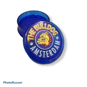 Dichavador Plástico Bulldog - Azul