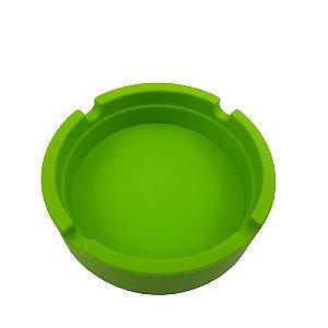 Cinzeiro Silicone - Verde