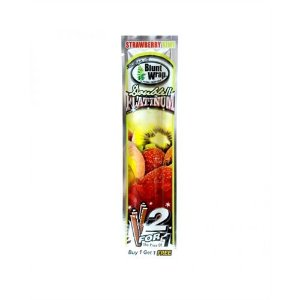 Blunt Wrap Strawberry & Kiwi - 2UN