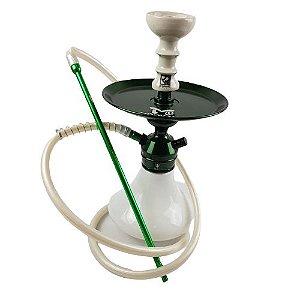 Narguile Completo TRITON - Verde/Branco