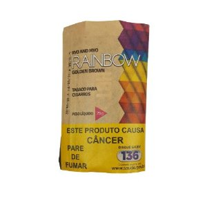 Tabaco Rainbow Golden Brown 25g