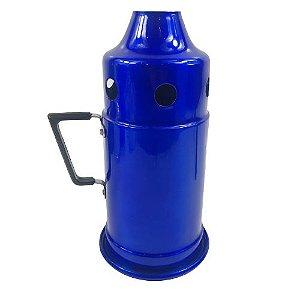 Abafador Wire - Azul Metalico
