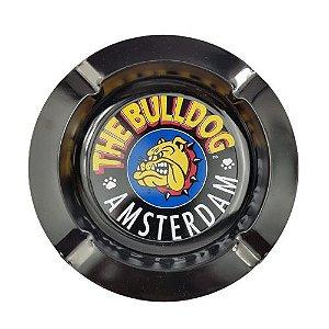 Cinzeiro de Alumínio Bulldog - Preto