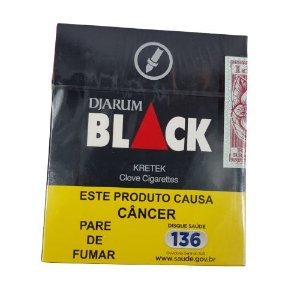 Cigarro Djarum Black  - Kretek