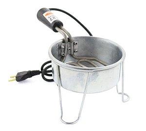 Fogareiro Panelinha Grande - 220 volts