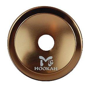 Prato Mg Hookah - Marrom
