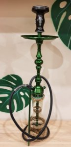 Narguile Completo Triton UP - Verde
