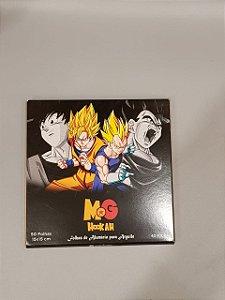 Papel Alumínio MG Hookah Dragon Ball - 40 micras