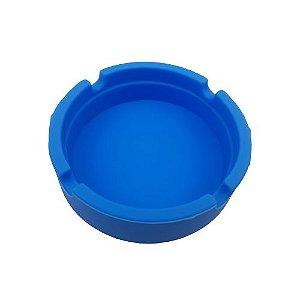 Cinzeiro Silicone - Azul