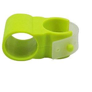 Suporte Para Mangueira Smart Holder - Verde Fluorescente
