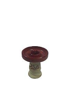 Rosh Beta Bowl Pequeno - Marrom e Vermelho