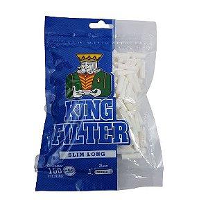 Filtro Aleda King Filter Slim Long 22x6mm - 150Und