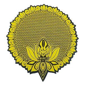 Proteção para Base / Tapete Anubis - Dourado e Preto