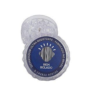 Dichavador Plástico Bem Bolado Grande - Azul