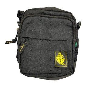 Shoulder Bag Puff - Preta