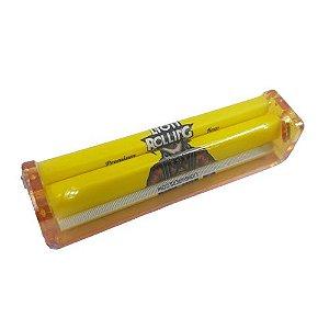 Bolador Lion Rolling Circus 110mm - Amarelo