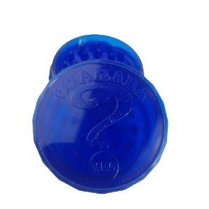 Dichavador Plástico Charada 3 Partes - Azul