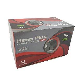 Carvao Kimo Plus - 1 Kilo