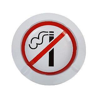 Cinzeiro de Alumínio - No Cigar