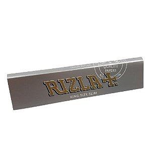 Seda Rizla Silver 110mm - 32Folhas