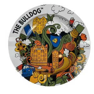 Cinzeiro de Alumínio Bulldog - City