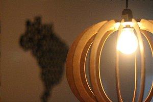 Luminária Pendente Solaris (Linha Innova)